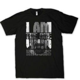 Camiseta – I Am The One Who Knocks – Breaking Bad