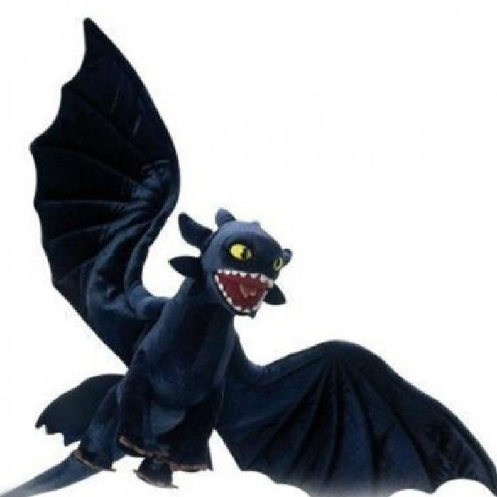1a0a32b23 Início   Dreamworks   Como Treinar o Seu Dragão   Pelúcia Banguela – Como  Treinar o Seu Dragão – Fúria da Noite