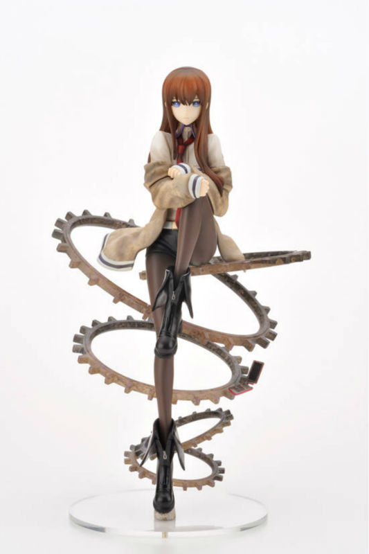 Makise Kurisu Steins Gate Action Figure