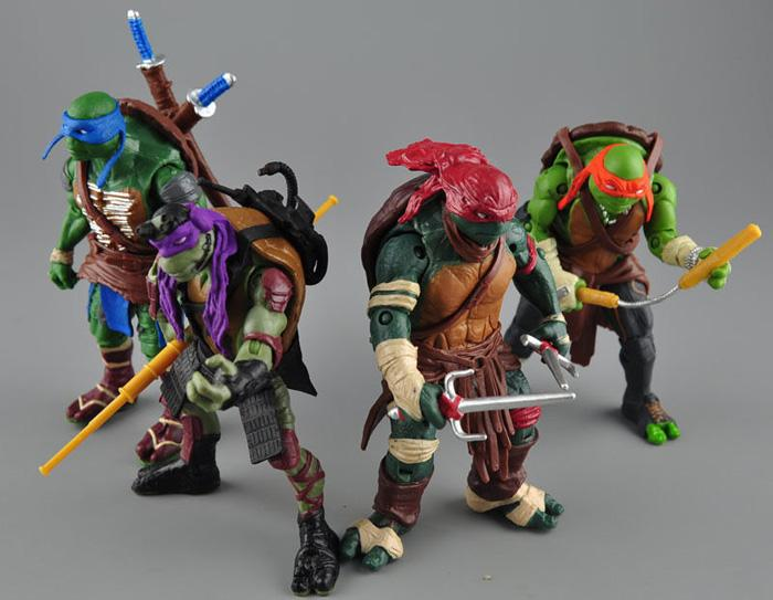 As Tartarugas Ninja Filme