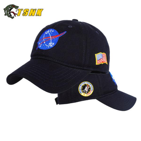 c4c2a03361df2 Boné da NASA - Três Cores - Agencia Espacial - Monte o seu Império!